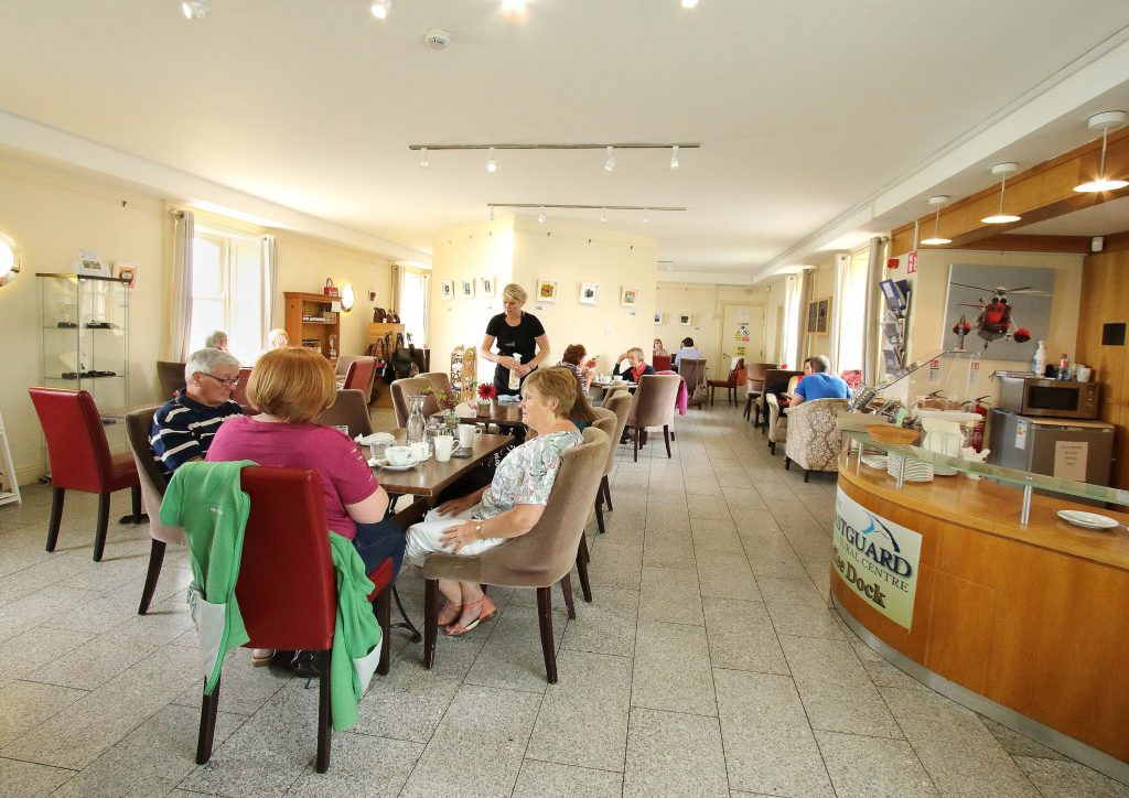 Coastguard Cultural Centre Cafe