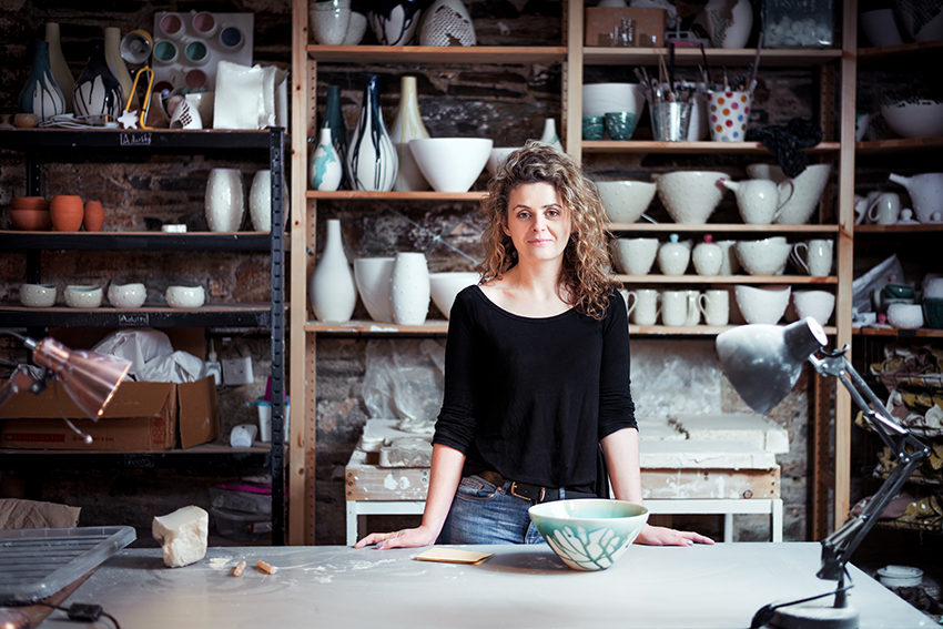 This image has an empty alt attribute; its file name is Vivienne-OMalley-Ceramics-Waterford-Pottery-by-Julia-Dunin-Photography-8172.jpg